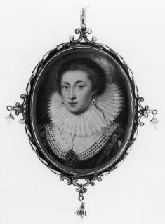 Portrait of Elizabeth Stuart