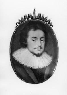Portrait of Frederick V, Elector of the Rhine Palatinate