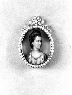 Portrait of Countess Kavannough (?)