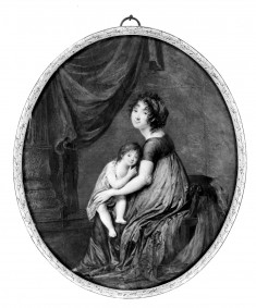 Madame Lebrun and her Daughter, Jeanne-Lucie-Louise