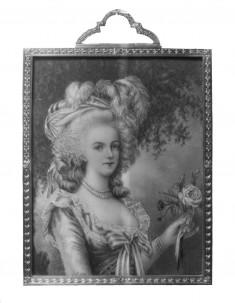 Marie Antoinette (after Mme. Lebrun)