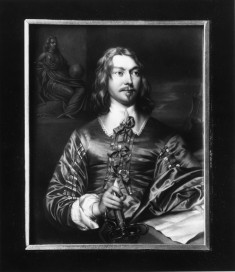 Sir Charles Lucas after a painting by William Dobson