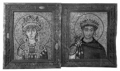 Emperor Justinian After S. Vitale