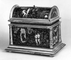 Casket with Creation Scenes