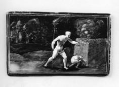 Samson Firing the Grain of the Philistines