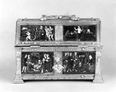 Casket with Scenes from Genesis and the Life of Christ