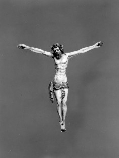 Crucified Christ from a Crucifix