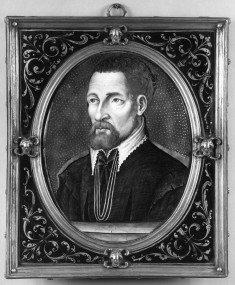 Portrait of Jacques-Auguste De Thou (?)