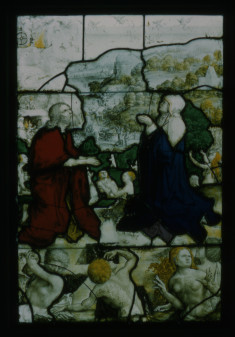 Resurrection of the Dead with the Virgin and St. John