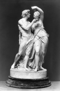 Bacchus and Bacchante