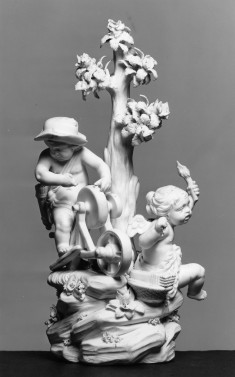 Cupids Grinding, from an Elements Group