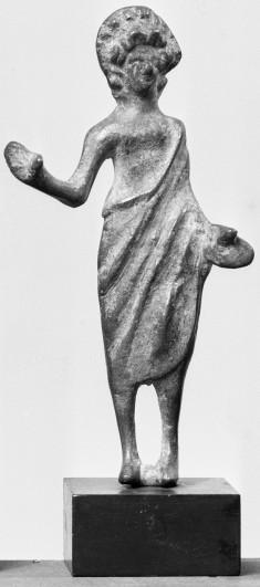 Priest with Rayed Headdress