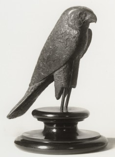 Falcon Figure with Falcon Mummy
