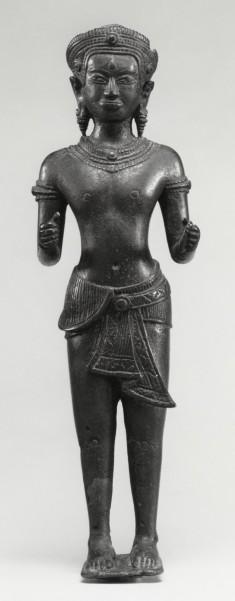 Standing Deity, Probably Shiva