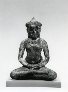 Seated Buddha, in Meditation