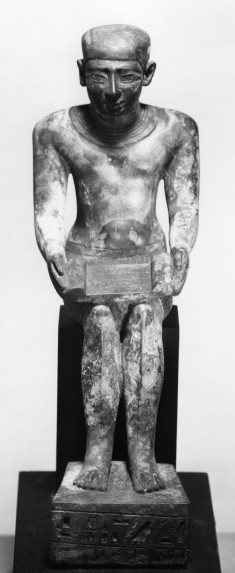 Seated Imhotep