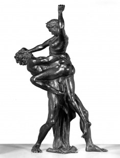 Pluto Carrying Off Proserpine