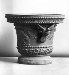 Mortar with Hygeia