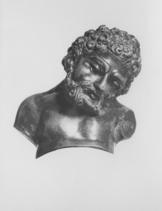 Head and torso of Marsyas ?