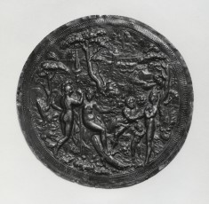 Plaque with the Judgment Of Paris
