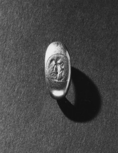 Ring Engraved with Eros