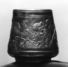Cup with Classical Motifs