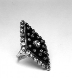 Ring with Celestial Motif