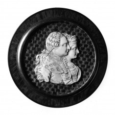 Snuffbox with Louis XVI and Marie-Antoinette