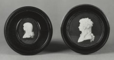 """""""Bonbonnière"""" with Portraits of Marie Antoinette and the Dauphin Louis XVII"""