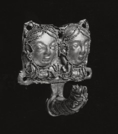 Plaque or Buckle with Two Faces