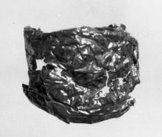 Gold Leaf Fragment