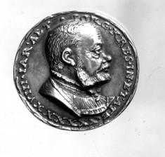 Medal of Georg Kress von Kressenstein