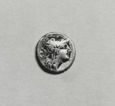 Denarius of D. Iunius Silanus