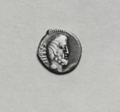 Denarius of Lucius Titurius Sabinus
