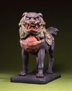 Buddhist Guardian Lion (Shishi)