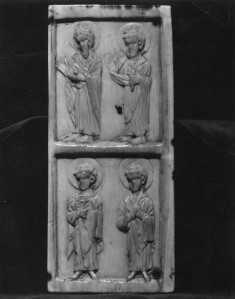 St. John the Baptist, St. Peter, and Two Martyrs