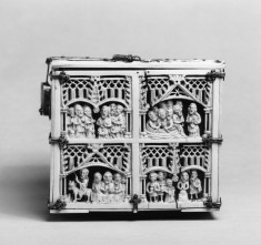 Casket with Scenes from the Life of Christ