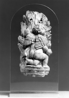 Putto and Acanthus