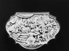 Snuffbox with Judgment of Solomon