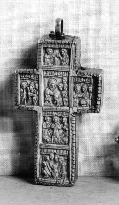Cross with Twelve Feasts