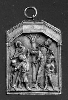 Pendant with the Flagellation of Christ
