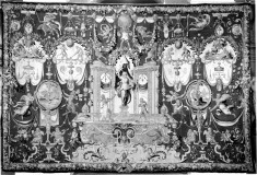 Tapestry Featuring the Goddess of Abundance