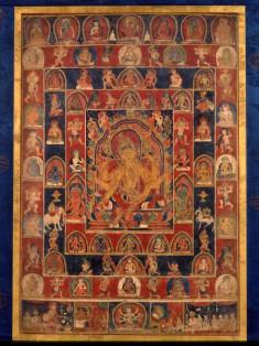 Mandala of Vasudhara