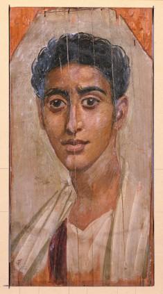 Mummy Portrait of a Man