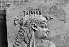 Sculptor's Model: Queen with Vulture Headdress