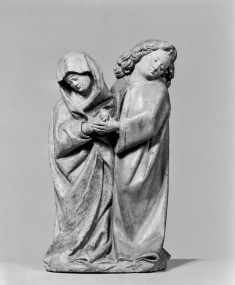 The Virgin and Saint John