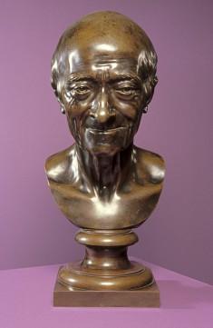 Head of Voltaire