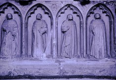 Tomb Relief of Pierre de Bauffremont
