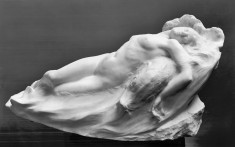 Nereid Reclining on a Wave