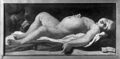 The Infant Christ Sleeping